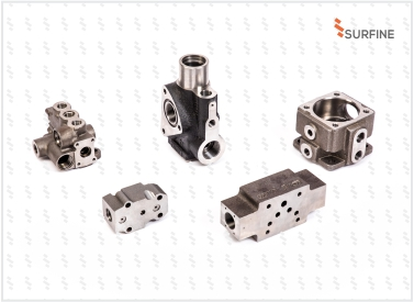 Hydraulic Control Valves & Housings