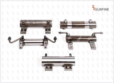 Hydraulic Cylinder S/As & Piston Rods